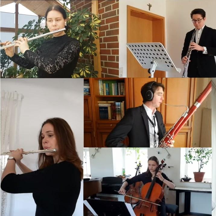 Online-Konzert LJO Thüringen 2020